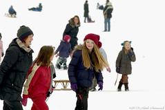 Winter (Natali Antonovich) Tags: christmas family winter friends portrait snow frost mood belgium belgique belgie lifestyle sled sleding sledging lahulpe christmasholidays