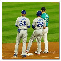 Travis on First (seagr112) Tags: seattlemariners seattle torontobluejays safecofield mlb baseball baseballgame washington devontravis