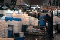 Tsukiji Fish Market | Boxes (Toni Kaarttinen) Tags: japan  japonia    jap japonsko jaapan  japani japon xapn    japn jepang an tseapin giappone  japna japonija  japo  japonska japn hapon  japonya nht bn tokyo tokio japanese tsukijifishmarket tsukiji fish market fishmarket boxes