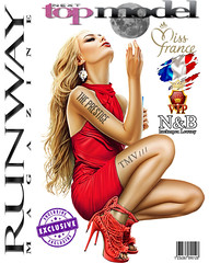 TMV///Exclusif : Miss France Game 2017 (TMV/// Top Model Virtual 2016) Tags: jeux blonde magazine mag game 2017 3d secondelife seconde life solo top model models girls fille page