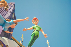 When there's a smile in your heart (dolewhip) Tags: disney wdw magickingdom waltdisneyworld fantasyland peterpan peterpansflight