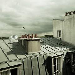 Par-dessus les toits... (woltarise) Tags: paris xixe gode la toits france