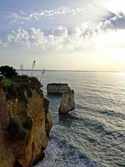 Raio de Sol (ndreia) Tags: sonydschx200v portugal algarve lagos praia beach 2016