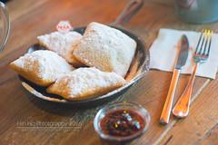 Beignet (Hin Ho) Tags: food tasty bread dessert beignet taiwan taipei travel mael