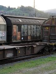Graffiti in Graz 2015 (kami68k []) Tags: graz 2015 graffiti illegal bombing train freight fr8d transwaggon