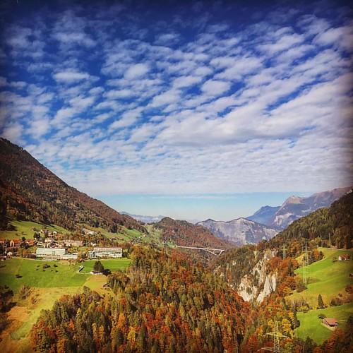 #Taminatal mit der noch nicht geöffneten neuen #taminabrücke  #swisspic #swissnature #SwissSelfie #switzerland #schweiz #suisse #svizzera #igers #igersuisse #igerschweiz #igerssuisse #igersschweiz #igswitzerland #ig_switzerland #igerswitzerland #igersswit