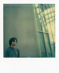 Luca (La T / Tiziana Nanni) Tags: tizianananni sx70 polaroid polaroidsx70 polaroidportrait analogico analogue analogueportraits impossible ipossibleproject portraits people iamyou istantanea