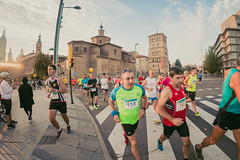 2016-09-25 08.34.54 (Atrapa tu foto) Tags: 8mm espaa europa europe maratondezaragoza saragossa spain xmaratnciudaddezaragoza zaragoza ateltismo atletics carrera corredores deporte fisheye marathon maraton maratn ojodepez runners running sport aragon es
