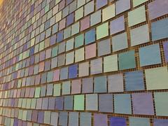 Rows of blue (Laura Emily) Tags: newyork manhattan september11museum september11memorial america september11 oneworldtradecenter