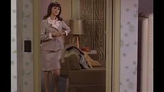 Marlo Thomas ('That Girl' tv show) 1966 (lynn_morton3500) Tags: marlothomas annmarie skirtsuit twopiece thatgirl retro vintage television brunette