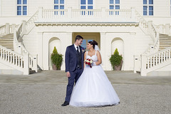 Hochzeitspaar (DeanB Photography) Tags: hannover herrenhuser grten hochzeit liebe glcklich lcheln schloss shooting
