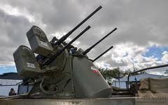 MOTAT16_3702flr (errolgc) Tags: auckland camp halftrack m16multiplegunmotorcarriage motat militaryday2016 newzealand reenactment usa ww2 wwii