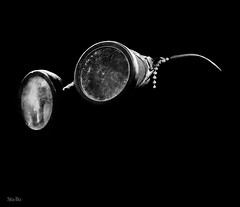 sometimes the invisible man... (Stu Bo.. tks for 8 million views) Tags: invisible truth hideinplainsight selfie canon photography blackandwhite bw openconcepts sbimageworks shadows light