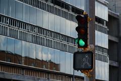 Street Light (Vegan Butterfly) Tags: city urban traffic street light crosswalk building outside outdoor