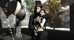 Masquerade at its Best (R Rated Unicorn Fashion [SL BLOGGER ] In RAW) Tags: expression justbecause catwa slink maitreya spellbound masquerade halloween cx themadhouse bluemoon