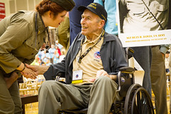 Dawes, Dean 20 Gold (indyhonorflight) Tags: ihf indyhonorflight oct greg waggoner homecoming privatewaggoner 20 dean dawes gold