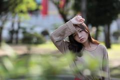 Christina003 (greenjacket888) Tags: asian asianbeauty cute beautiful md model 5d3 5diii 85l 85f12       christina
