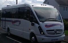 Perryman Buses 003 YX14 EGC (30/7/2014) (CYule Buses) Tags: mercedesbus plaxtoncheetah perrymanbuses 003 yx14egc