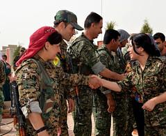 Kurdish YPG Fighters (Kurdishstruggle) Tags: ypg ypj ypgypj ypgkurdistan ypgrojava ypgforces ypgkmpfer ypgkobani ypgwomen ypgfighters servanenypg yekineynparastinagel sdf kurdischekmpfer war qsd warphotography army freekurdistan berxwedan freedomfighters warriors defenceforces kmpfer resistancefighters heroes revolutionary revolution kurdsisis comrades freiheitskmpfer struggle kobane kobani efrin hasakah manbij raqqa rojava rojavayekurdistan combat warfare afrin femalefighters feminism feminist womenfighters kurdishfemalefighters kurdishwomenfighters westernkurdistan pyd syriakurds syrianwar kurdssyria krtsuriye kurd kurdish kurdistan krt kurds kurden kurdishforces syria kurdishregion syrien kurdishmilitary military kurdisharmy suriye kurdishfighters fighters kurdishfreedomfighters