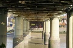 Kew Railway Bridge (jiving John) Tags: wisy walk riverthames richmond barnes