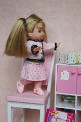 IMG_7726 (irinakopilova) Tags: barbie kelly doll little sister shelly small baby