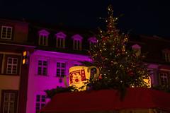 Pink Monday Heidelberg (JBsLightAndShadow) Tags: heidelberg advent nikon nikond750 d750 tamron tamronsp2470mmf28divcusd winter 2016 weihnachten christmas christmasmarket weihnachtsmarkt altstadt oldcity lichter lights hauptstrase marktplatz