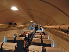 Interior (Gaspar Corrêa) Tags: varig airplane avião expirience dc3 ppanu pp anu douglinhas douglas boulevard laçador