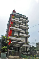 Graha MIR (BxHxTxCx (more stuff, open the album)) Tags: building gedung architecture arsitektur jakarta office kantor