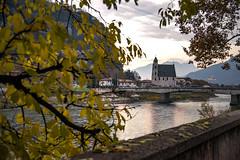 La sponda destra dell'Adige (Renato Pizzutti) Tags: trentinoaltoadige trento adige sponda pontesulfiume autunno novembre nikond750 renatopizzutti