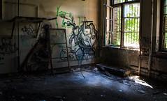 _DSC0971 (Under Color) Tags: leipzig graffiti lost places urban exploring leipsch walls