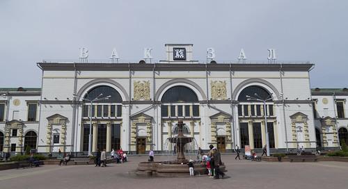 Vitebsk railway station, 17.05.2014.