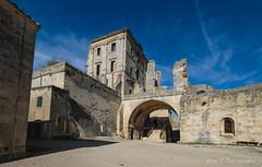 Abbaye de Montmajour (Rmi Avignon) Tags: abbayedemontmajour montmajour abbaye arles fontvieille