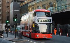 Arriva London LT467 (cybertect) Tags: 73 arriva arrivalondon canonfd55mmf12aspherical lt467 ltz1467 london londonbus newbusforlondon newoxfordstreet newroutemaster rimmel sonya7 alloveradvert bus doubledecker route73
