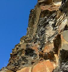 Lulworth cove Rockface (samm.doyle) Tags: lulworth cove rockface jurassic coast dorset