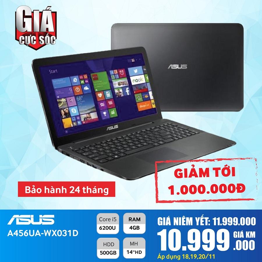 Mừng ngày nhà giáo Việt Nam 20/11: Khuyến mại đặc biệt khi mua laptop tại Trần Anh
