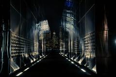 Empty Sky (trs125) Tags: emptyskymemorial 911memorial libertystatepark jerseycitynj nosupermoon cloudy night