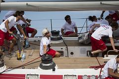 Sailing Sardinia, Italy 2016 Aug/Sept (louisa pickering) Tags: rolex sailing sailingboat superyacht swancupregatta