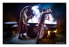 Mezban cooking (Kazi Riasat Alve) Tags: mezban chittagong cooking chef culture heritage smoke cook kaziriasatalve feast kaziriasatalvephotography