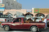 Camel on pickup (nnnina78) Tags: arabia oman market souq bazar basar car auto vehicle