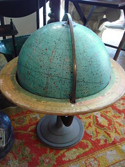 "DENOYER GEPPERT CELESTIAL GLOBE, SCARCE. • <a style=""font-size:0.8em;"" href=""http://www.flickr.com/photos/51721355@N02/31265156761/"" target=""_blank"">View on Flickr</a>"