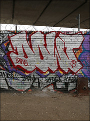 Dowt (Alex Ellison) Tags: dowt dfn westlondon urban graffiti graff boobs