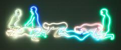 Oeuvre de Bruce Nauman (1985) Stedelijk Museum, Amsterdam, Nederland (claude lina) Tags: claudelina nederland netherlands paysbas hollande city town ville muse oeuvre museum stedelijkmuseum amsterdam brucenauman