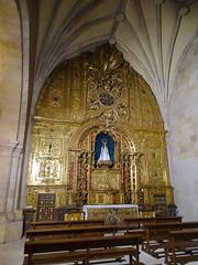 Interior Iglesia Santo Domingo antes Santo Tomé Soria 06 (Rafael Gomez - http://micamara.es) Tags: interior iglesia santo domingo antes tomé soria