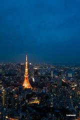 (Ivan Wan ) Tags: a7 a7rm2 a7r2 a7m2 a72 sony sonya7 sonya7r2 night travel traveling tokyo tokyotower
