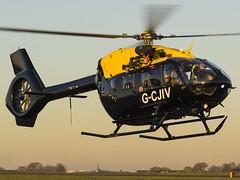 Royal Air Force | Airbus Helicopters H145 Jupiter HT.1 | G-CJIV (FlyingAnts) Tags: royal air force airbus helicopters h145 jupiter ht1 gcjiv royalairforce airbushelicoptersh145jupiterht1 raf saxonair norwich nwi egsh