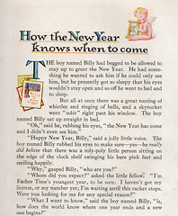 When one year ends and a new one begins (katinthecupboard) Tags: vintagechildrensillustrations 1937 johnrae raejohn winter cold