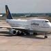 Lufthansa Boeing 747-430 D-ABVT