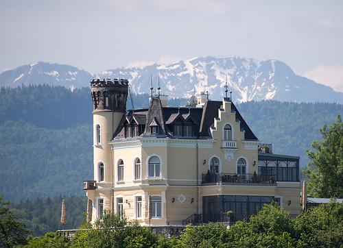 Reifnitz castle ©  Andrey