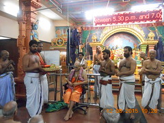 Visit of Sriperumbudur Embar Jeeyar on12.8.2015