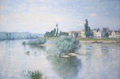 Claude Monet, The Seine at Lavacourt, 1880, Dallas Museum of Art (Sharon Mollerus) Tags: painting dallasmuseumofart dallas texas unitedstates fc 2015